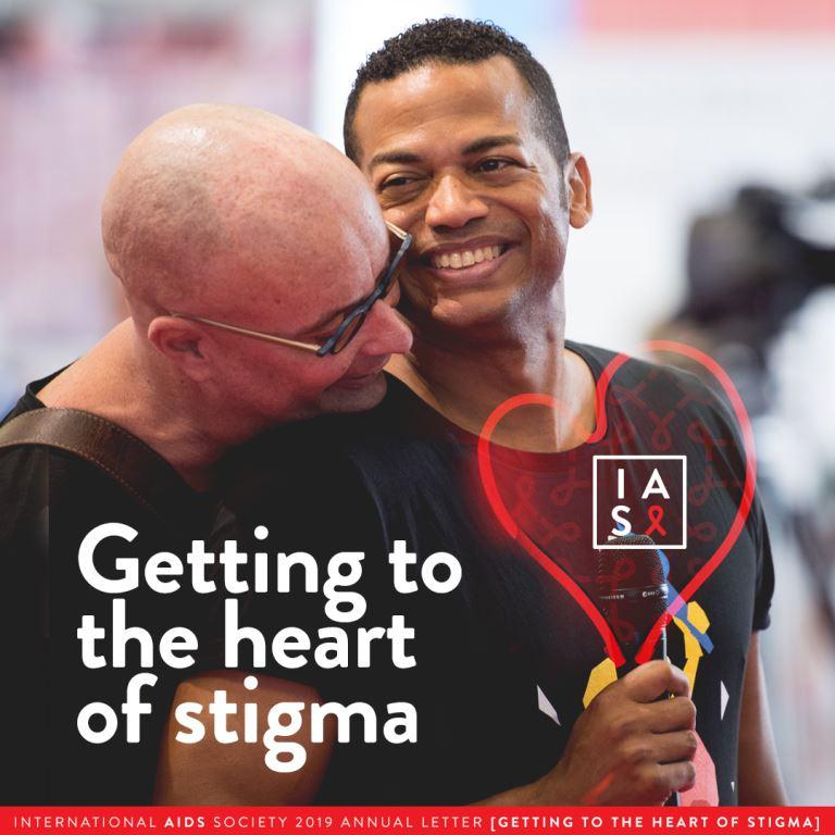 IAS запустила акцию #HeartofStigma