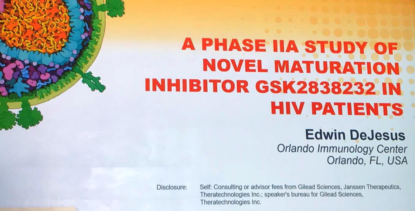В США представили данные по ингибитору созревания ВИЧ второго поколения - изображение 1