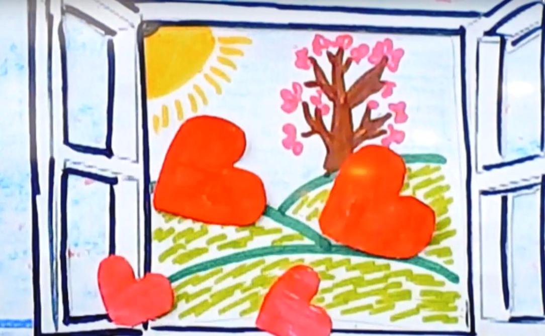 ВИЧ-позитивные дети впервые сняли мультфильм