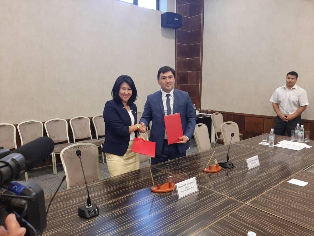 Второй город в Кыргызстане подписал Парижскую декларацию - изображение 1