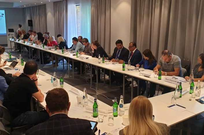 В Армении проходит встреча ЕСАТ - изображение 1