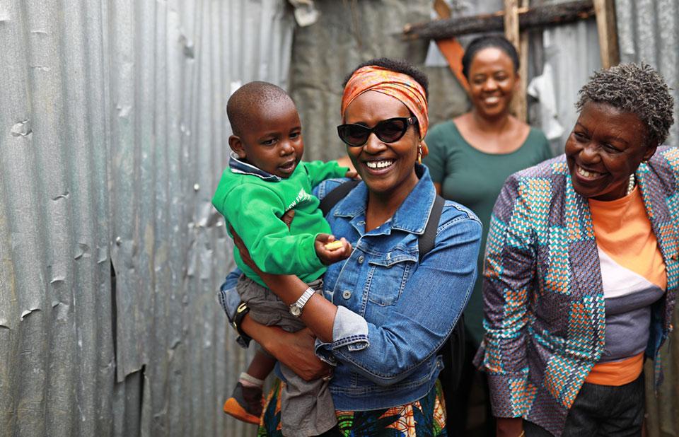 Винни Бьянима: 24,5 млн ВИЧ-позитивных в мире принимают АРВТ