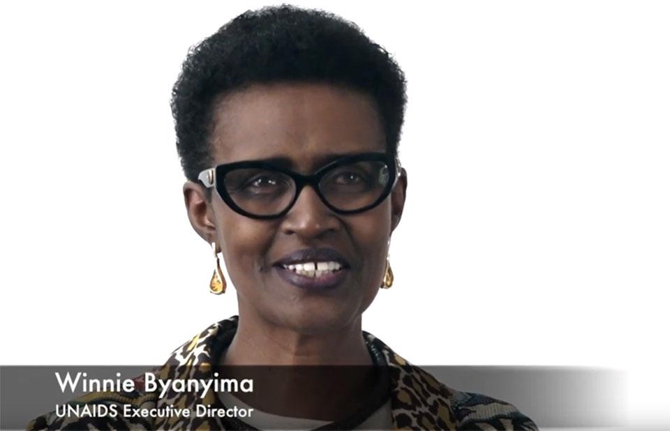 UNAIDS-Direktorin zum 1. Dezember: Zivilgesellschaft stärken - Bild 1