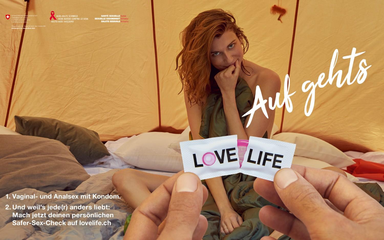 Schweiz ringt um richtige Haltung in der HIV-Prävention - Bild 1