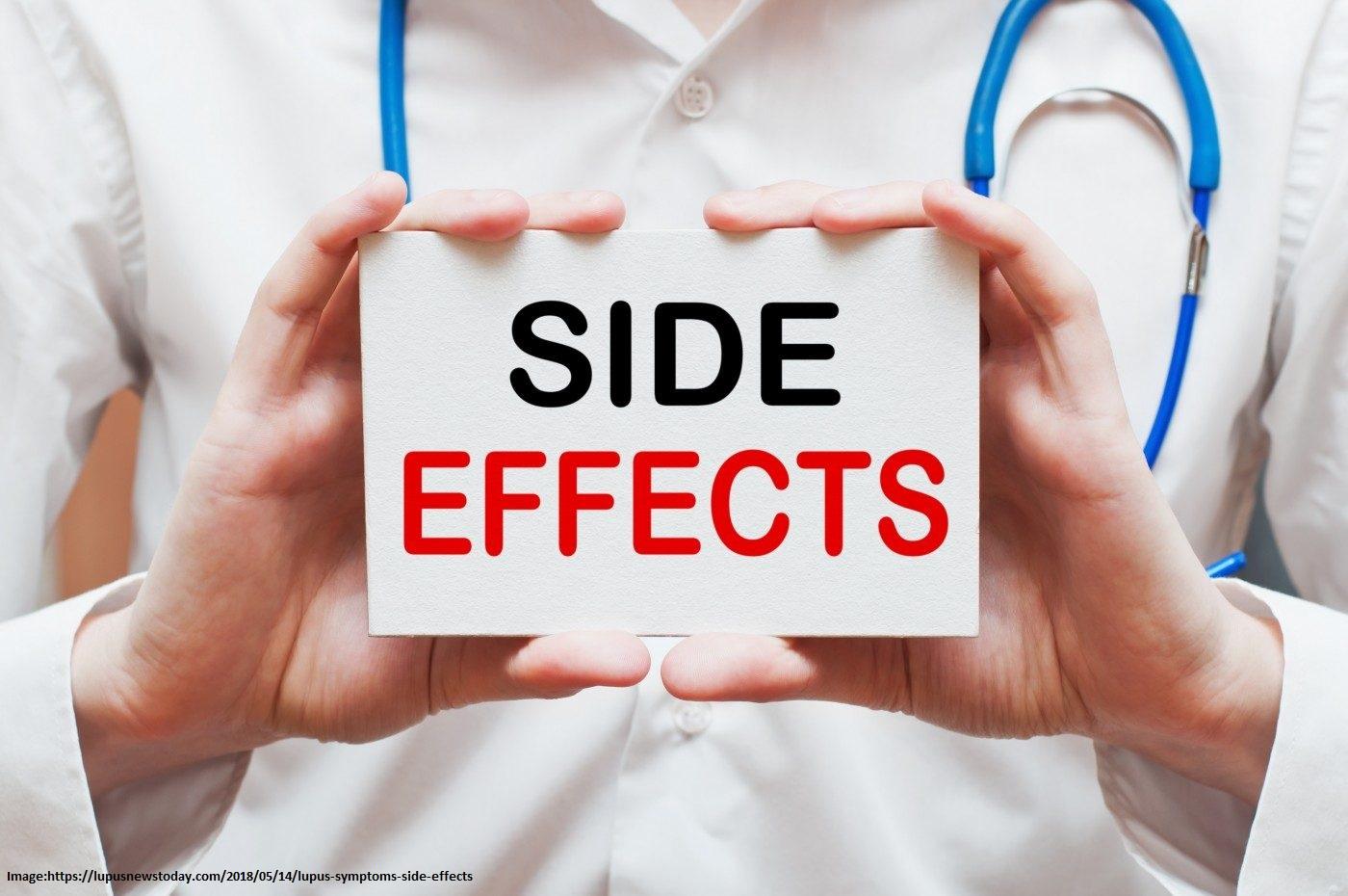 الآثار الجانبية للعلاج