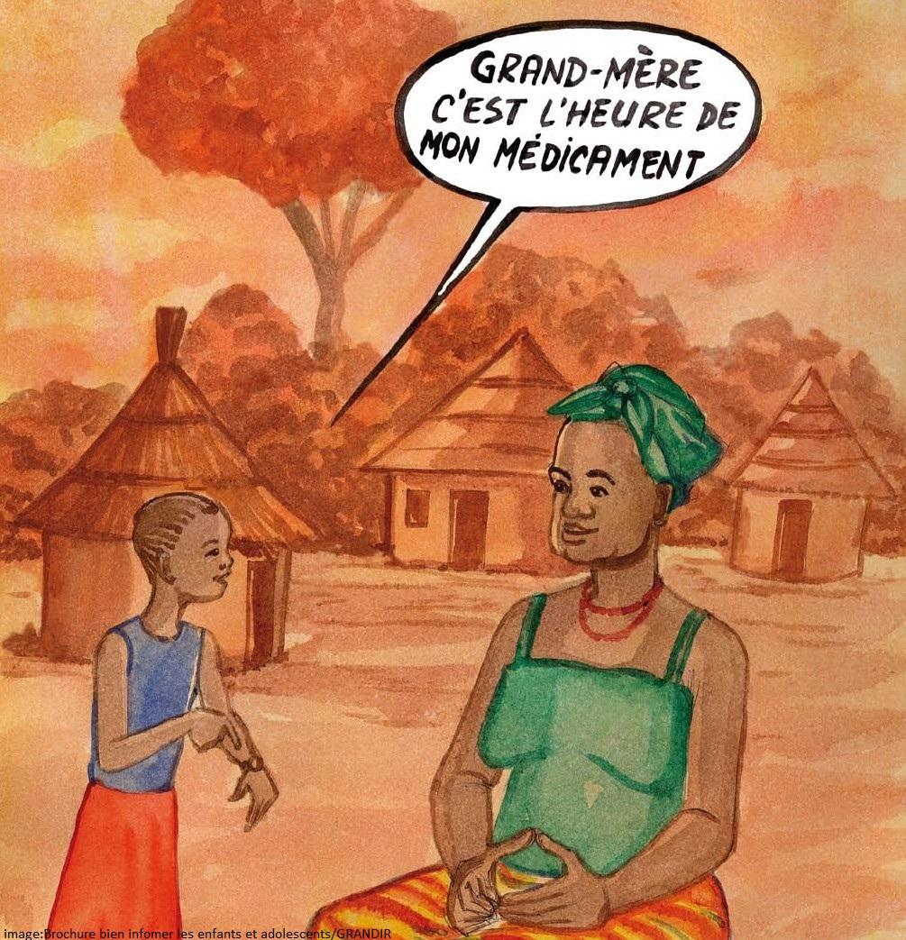 ماهي إيجابيات إخبار الطفل بإصابته بفيروس نقص المناعة وماهي التحديات أو الصعوبات التي يمكن مواجهتها جراء ذلك؟ - صورة 1