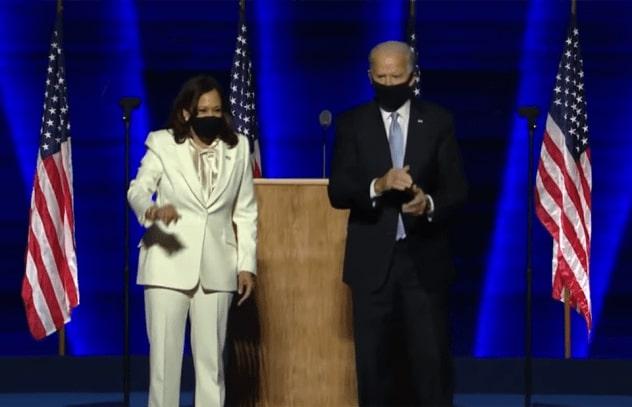 Организации и лидеры из сферы ВИЧ поздравили Джо Байдена и Камалу Харрис с победой - изображение 1
