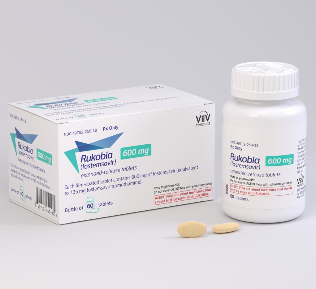 ViiV Healthcare's fostemsavir receives marketing authorisation in the EU - picture 1