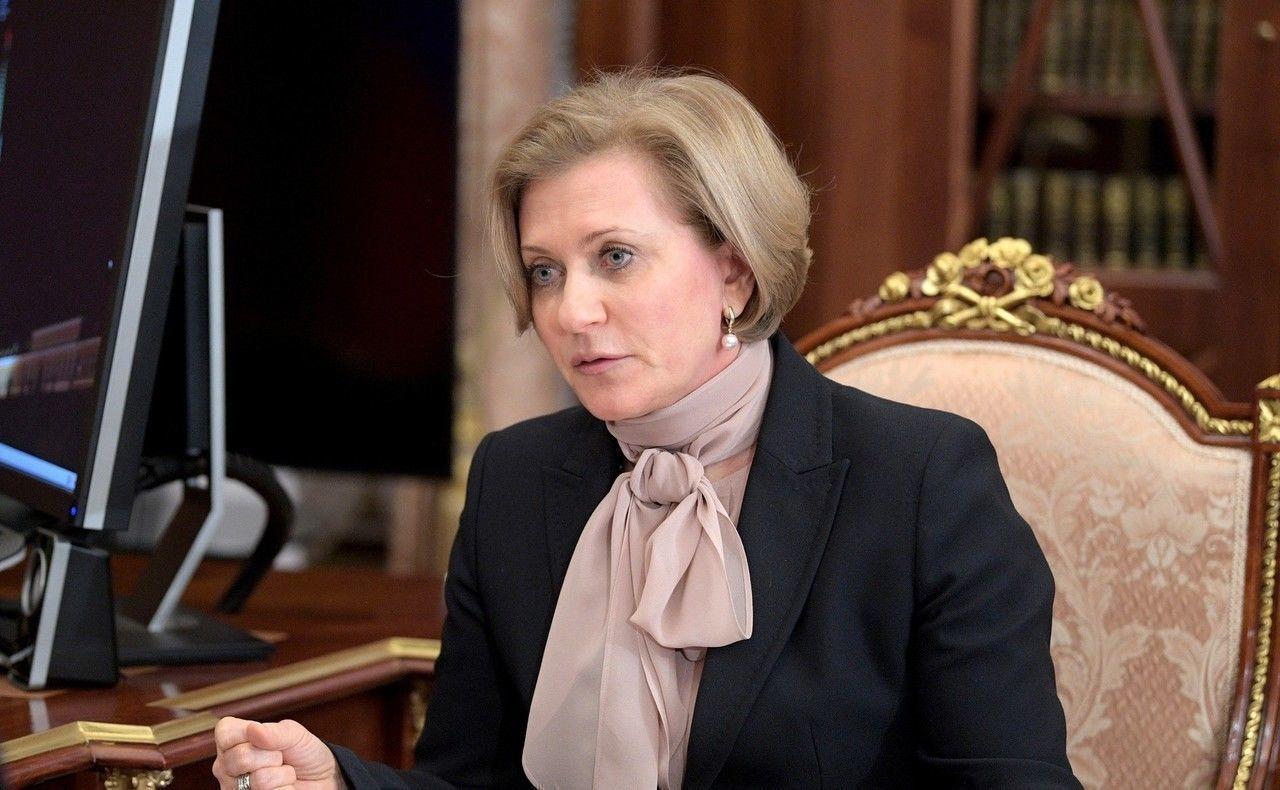 Попова: России не страшен «британский» штамм коронавируса