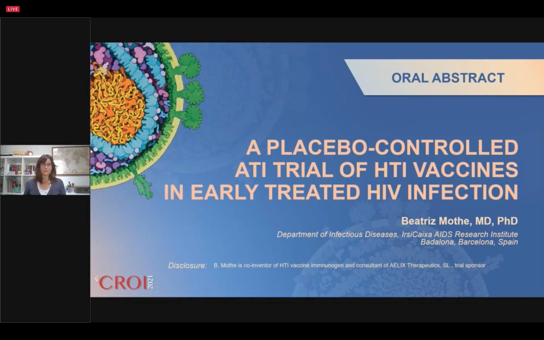 Предварительные результаты исследования терапевтической вакцины от ВИЧ - изображение 1