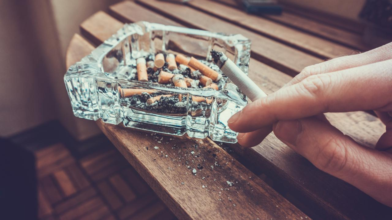 For people living with HIV (PLWH), smoking might be more life-threatening than HIV itself