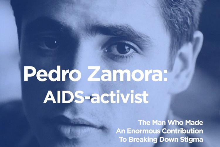 Remembering Pedro Zamora On His Birthday: The HIV/AIDS Activist Who Made An Enormous Contribution To Breaking Down Stigma