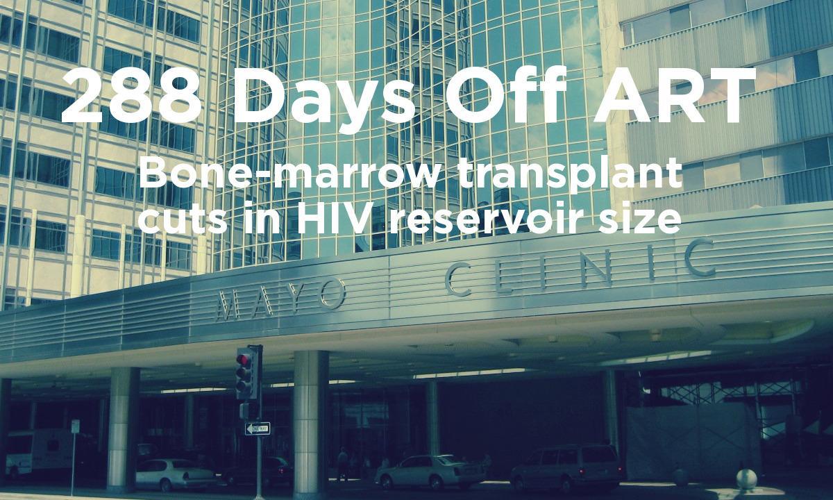 Patient With HIV After Bone Marrow Transplant Off ART For 288 Days Without Rebound - picture 1