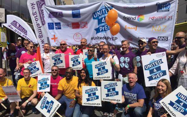 Britain's HIV Charities Ask The NHS #WhereIsPrEP?