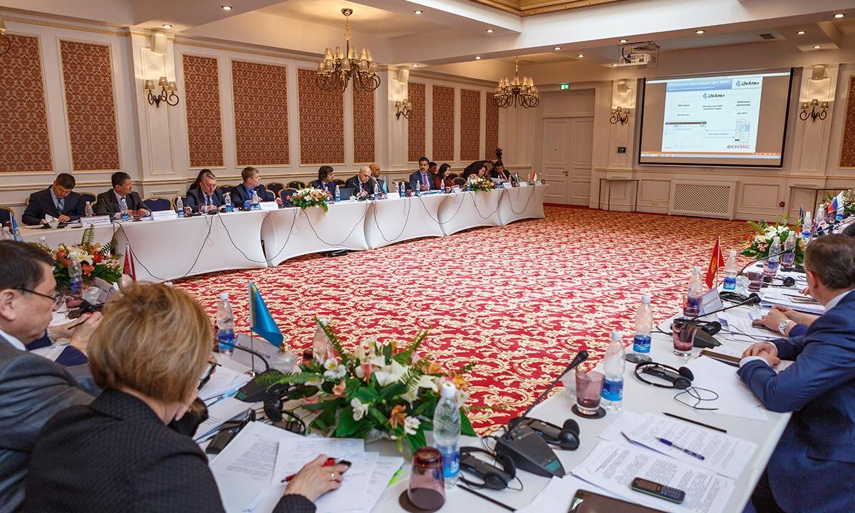 Виней Салдана рассказал о приложении Life4me+ на заседании Совета по сотрудничеству в области здравоохранения СНГ - изображение 1
