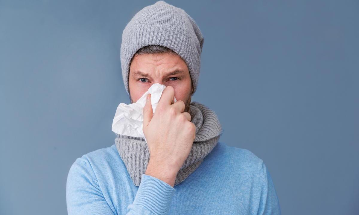 HIV positive status does not affect flu transmission