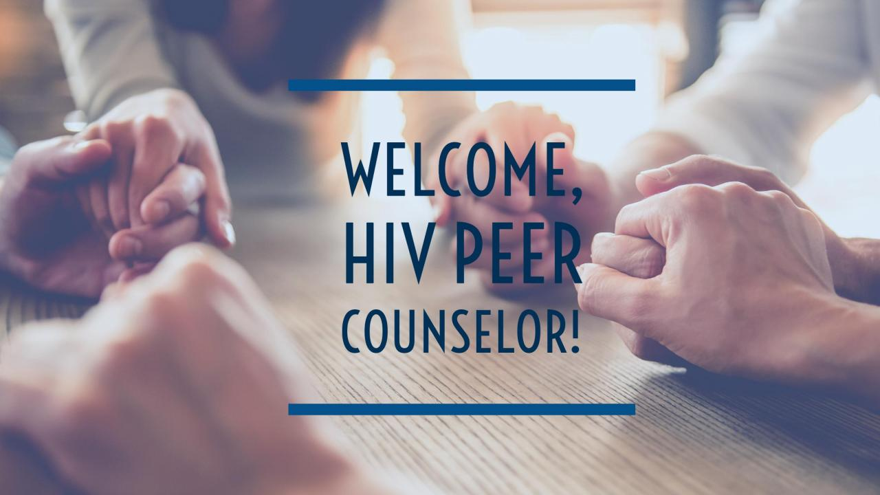 HIV Peer Counselors Search Feature Has Been Added In Latest Version of Life4me+ App