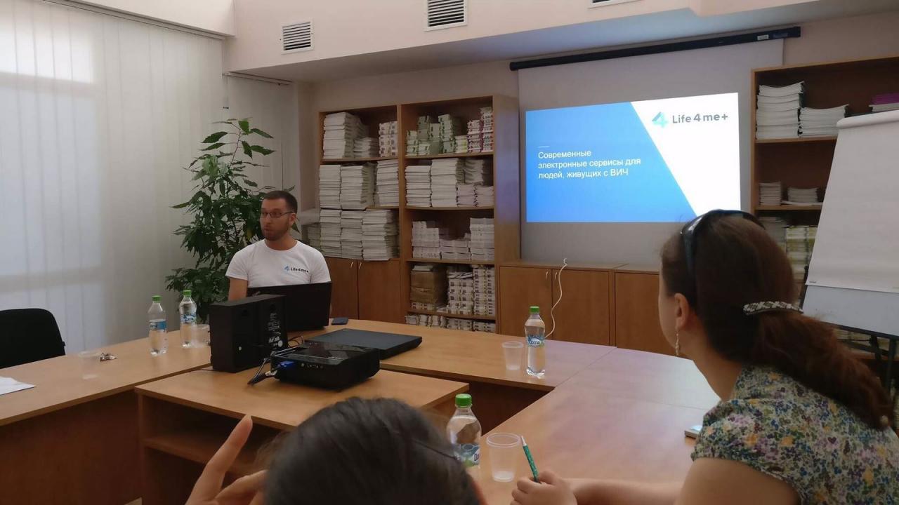 Состоялась встреча Life4me+ с соцработниками и психологами Initiativa Pozitiva и Credinta - изображение 1