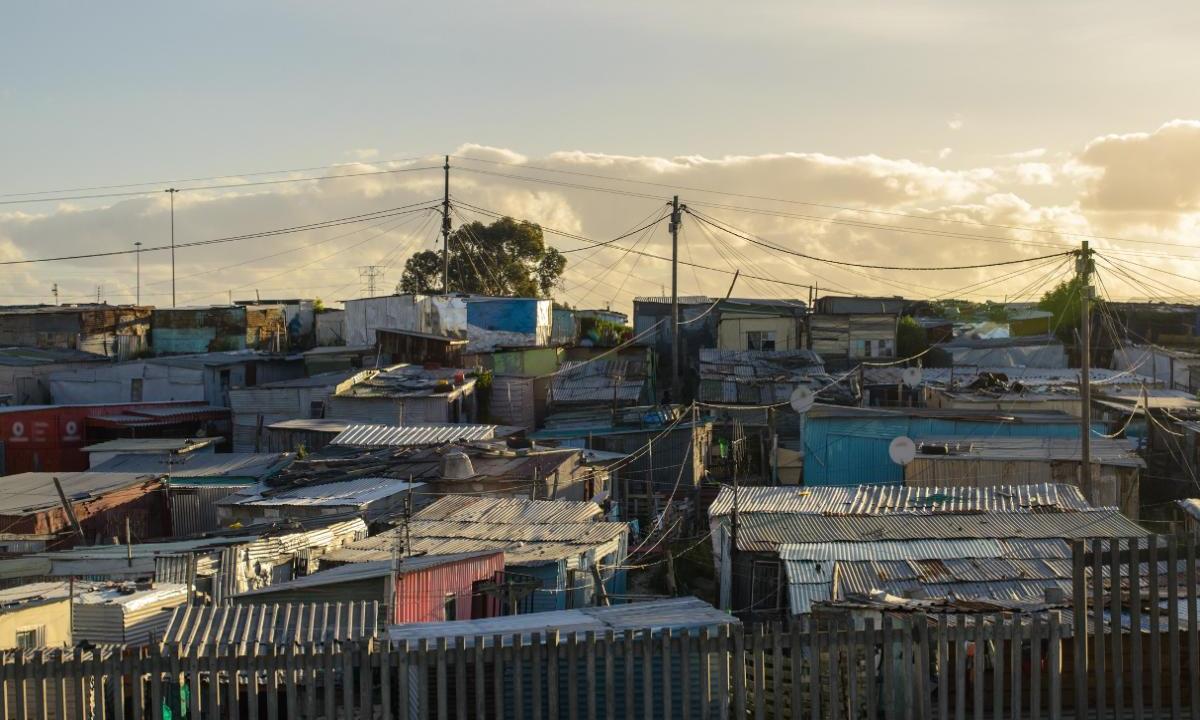 Пневмония и бронхит теперь главные причины смертности в Африке