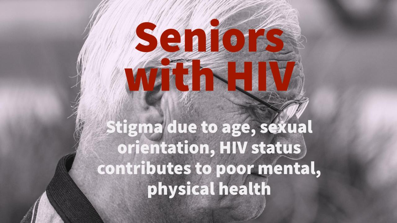 Seniors With HIV: A Forgotten Population?