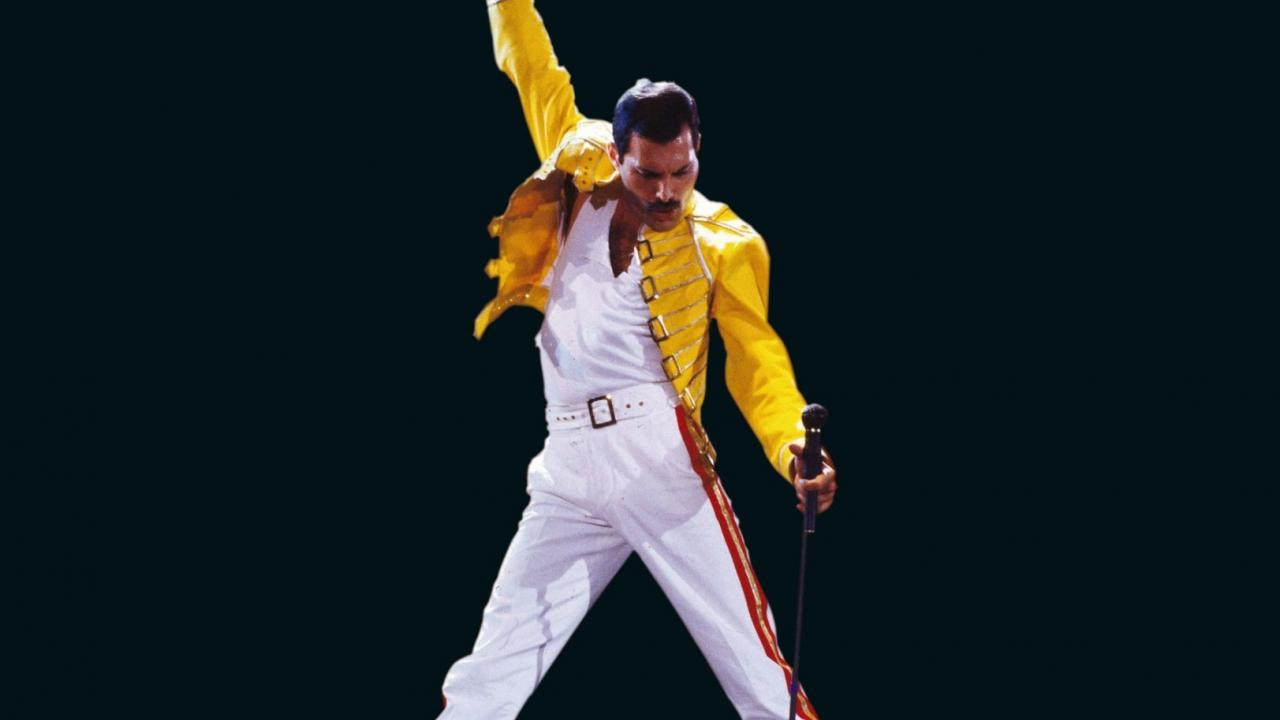 Freddie Mercury: Show Must Go On
