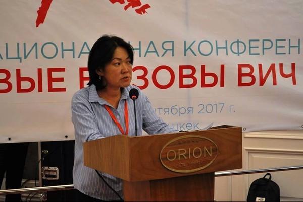 ВКиргизии женщина впервые раскрыла свой ВИЧ-положительный статус