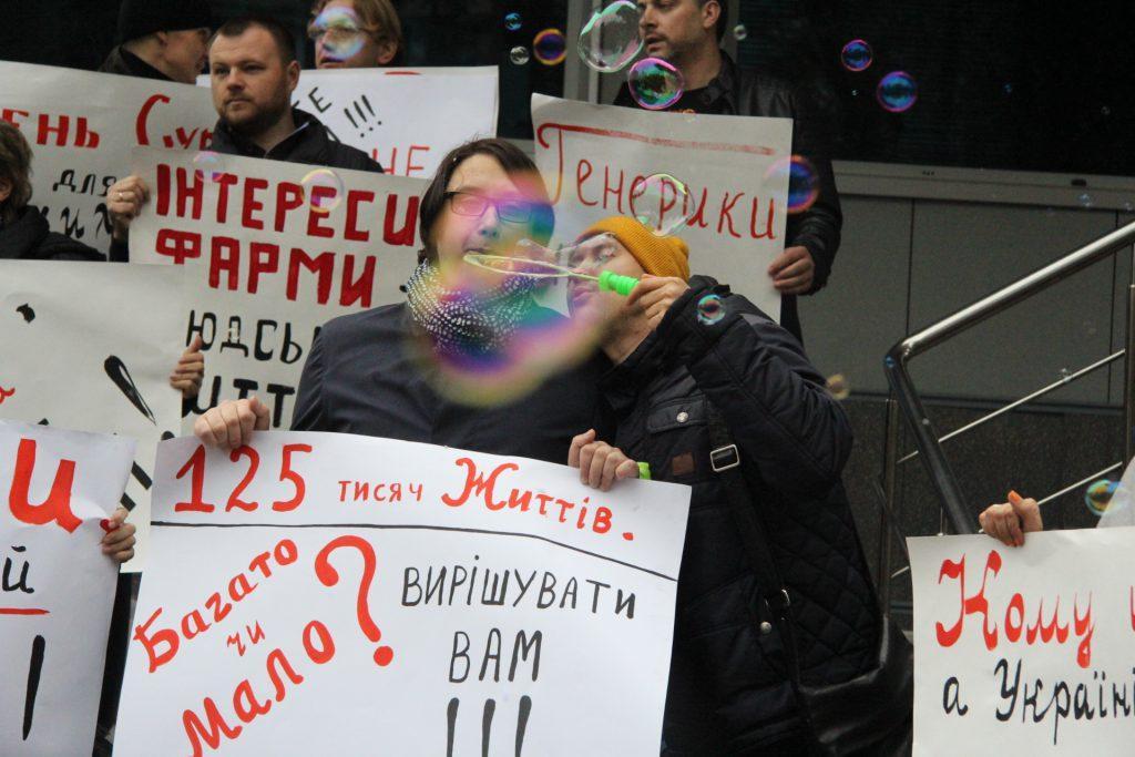 Украинцы против патентов AbbVie: первая победа - изображение 1