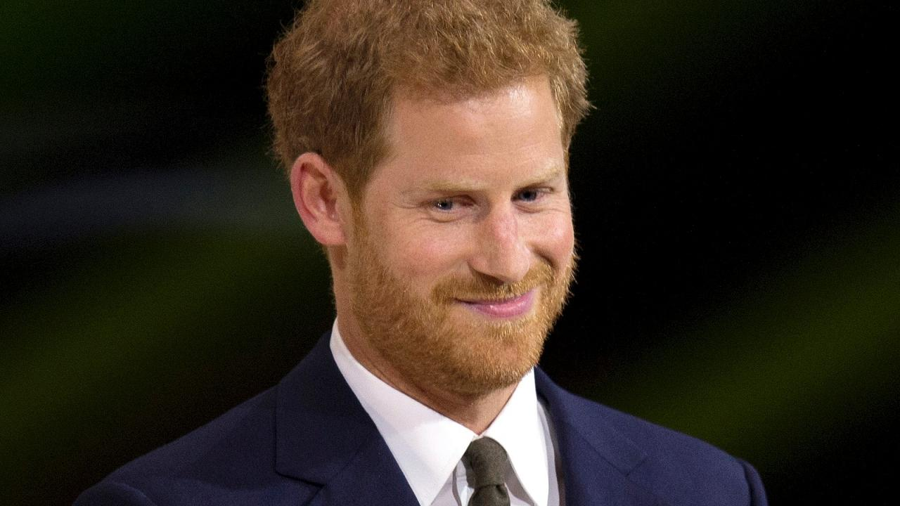 Prince Harry calls for regular HIV testing