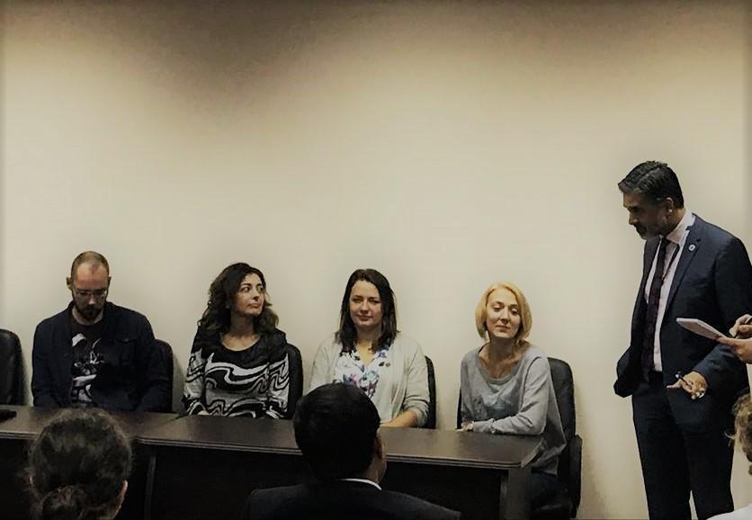 Сенатор пообещал поддержку петербургским ВИЧ-сервисным организациям - изображение 1
