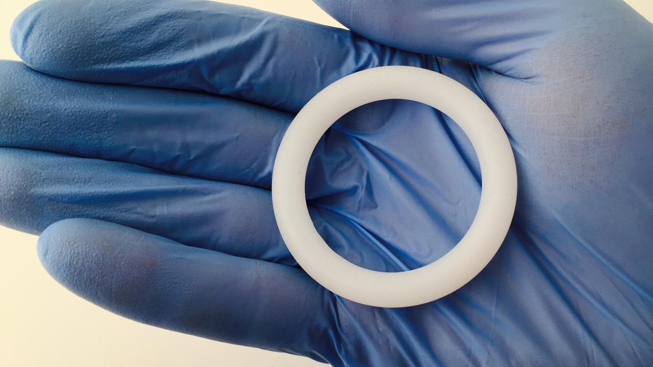 USAID Awards The Vaginal Ring Designed to Reduce HIV Transmission
