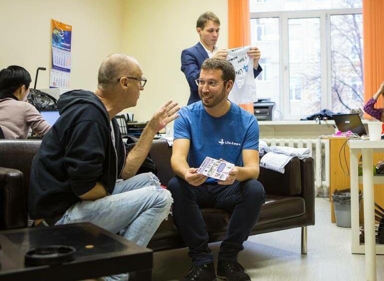 Авторы голландского проекта Atlas 2018 снимают фильм о российских ВИЧ-активистах - изображение 1