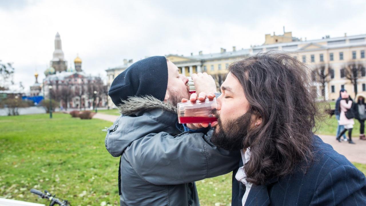 Борис Конаков рассказал Life4Me+, зачем пил кровь - изображение 1