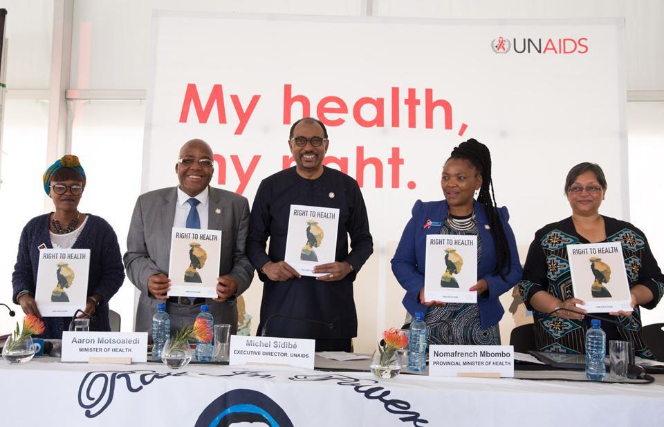 ЮНЭЙДС: ВИЧ распространяется там, где нарушают право на здоровье - изображение 1