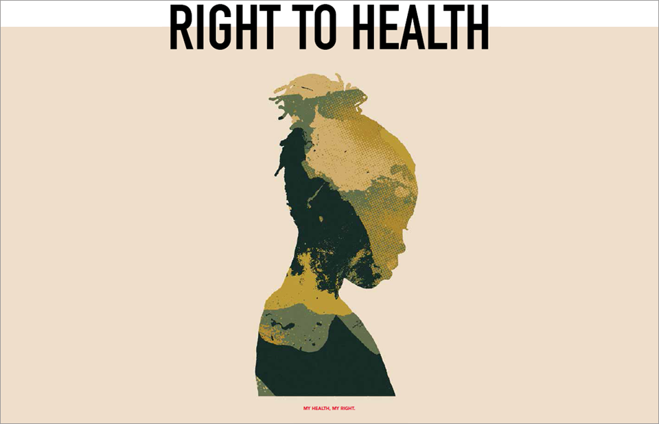 UNAIDS: Wherever the right to health is compromised, HIV spreads