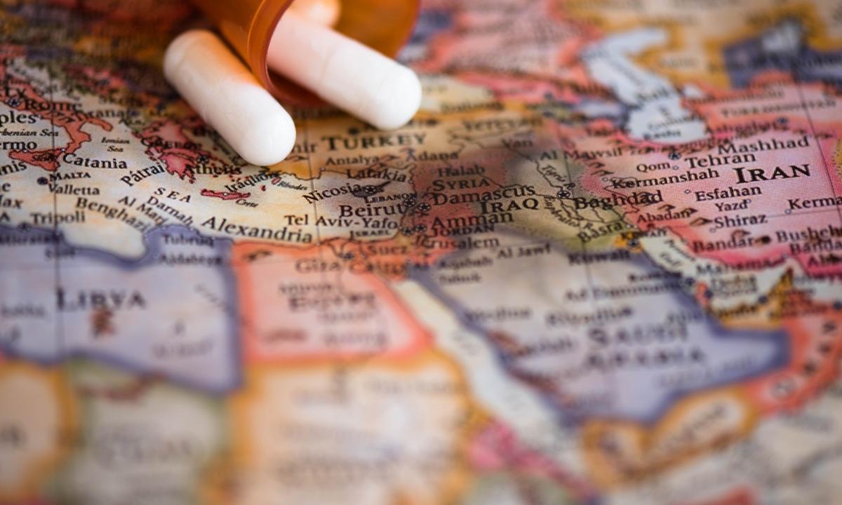 В США почти 20% людей с ВИЧ не имеют географически оптимального доступа к лечению