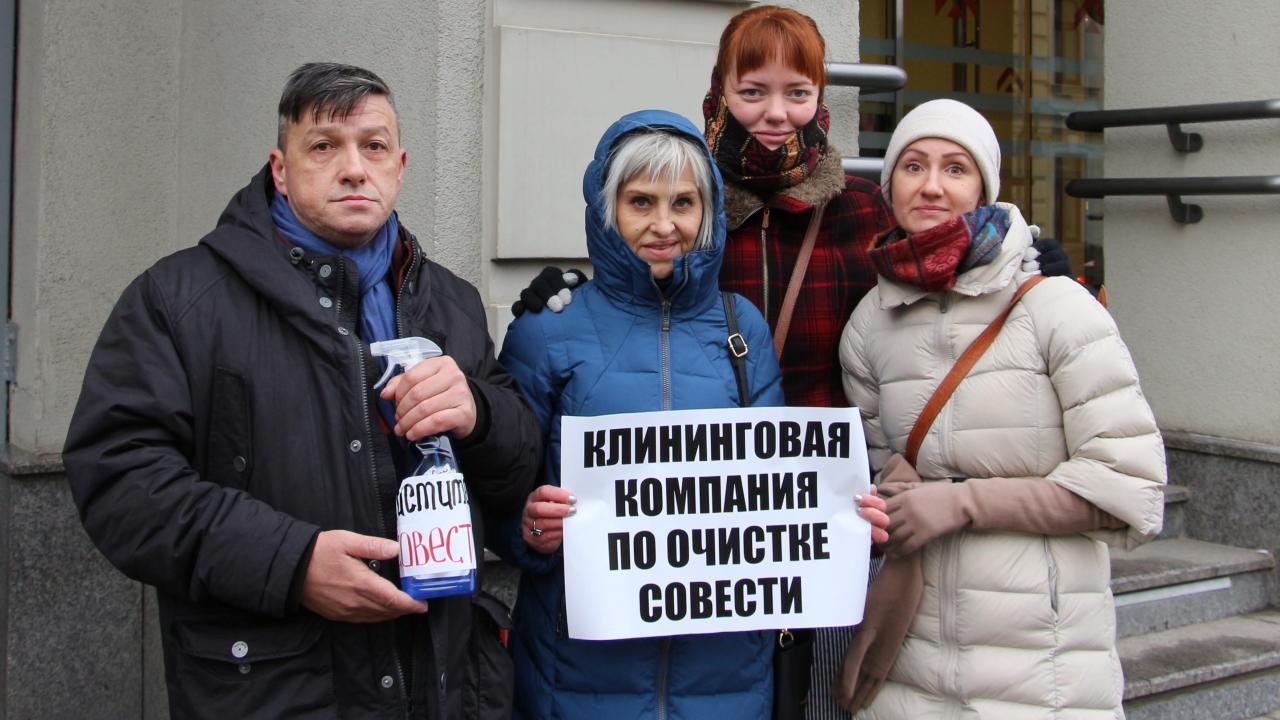 Активисты «Пациентского контроля» направили открытое письмо фармакомпании «Гилеад»