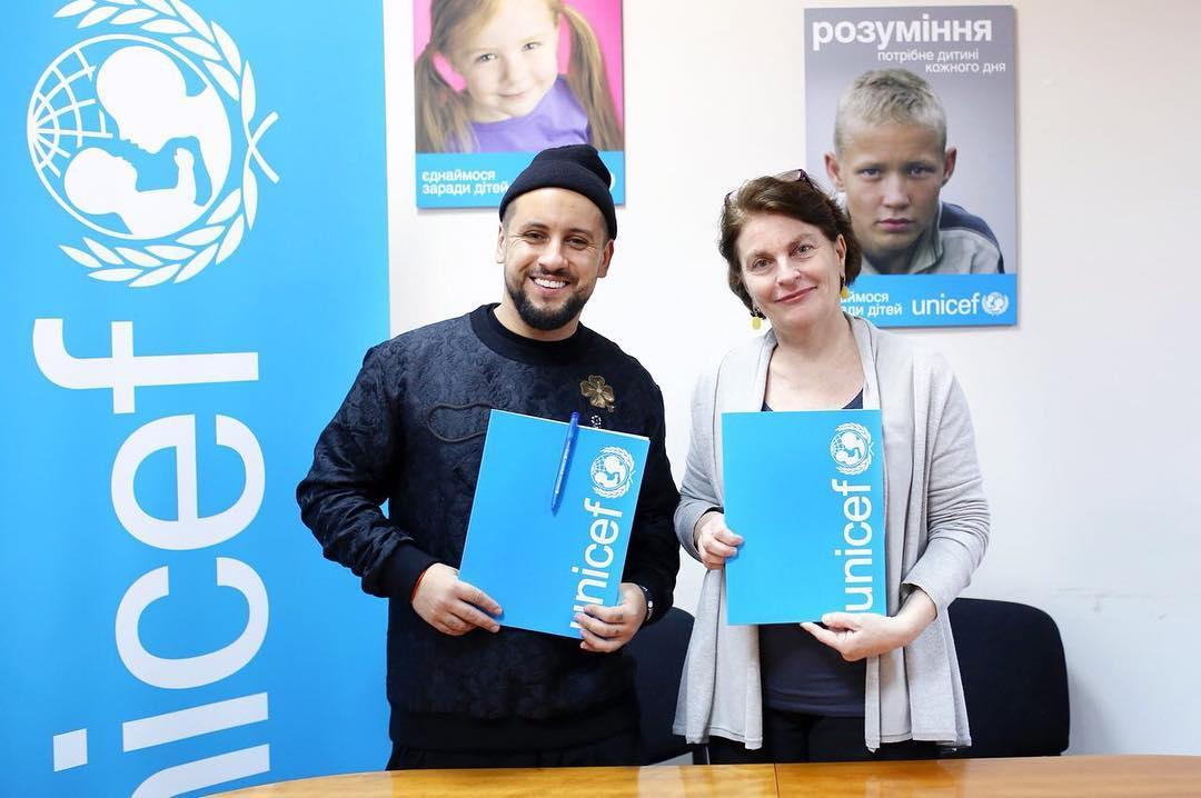Украинский музыкант будет продвигать тестирование на ВИЧ среди молодежи