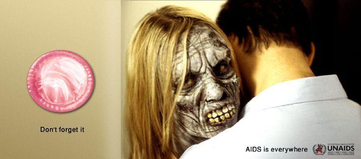 Социальная или асоциальная реклама против ВИЧ? - изображение 1