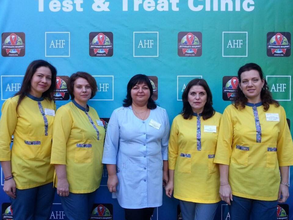 ВОдессе открылась первая клиника AHF - изображение 1
