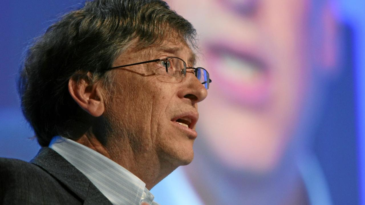 Gates urged capitalists to save lives