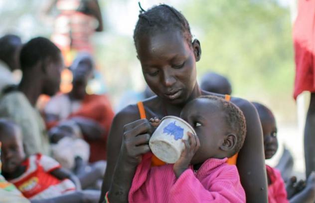 ЮНЭЙДС призывает крешительным действиям вЮжном Судане - изображение 1