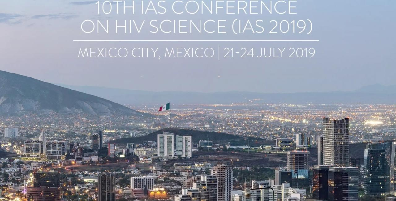 Mexico City to host IAS 2019