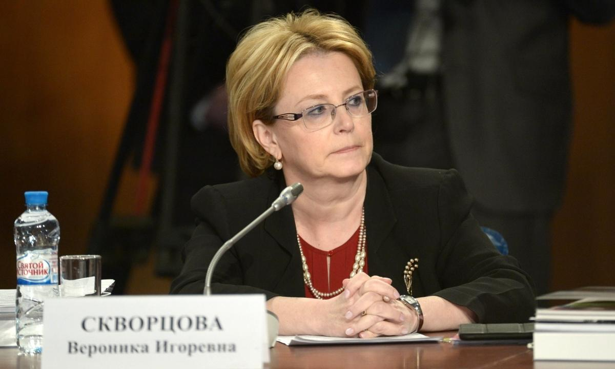 Министр Скворцова встретилась с главой европейского бюро ВОЗ Жужанной Якаб - изображение 1