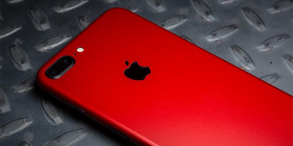 Сегодня стартуют продажи (PRODUCT) RED-моделей iPhone 8 и iPhone 8 Plus - изображение 1