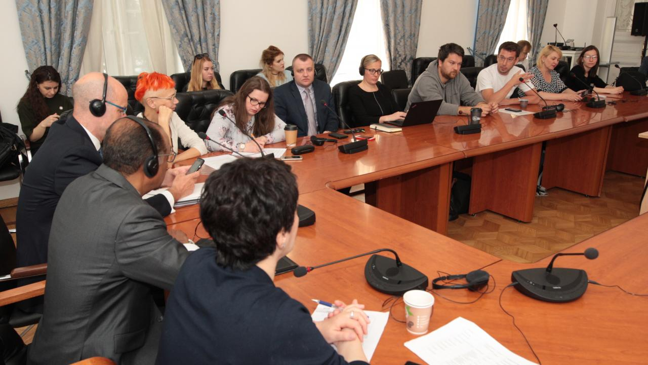 Гражданское общество стран ВЕЦА обсудило актуальные вопросы по ВИЧ с ЮНЭЙДС - изображение 1