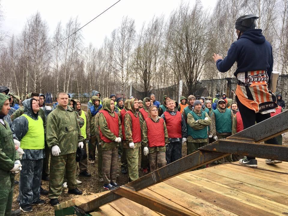 В Нижнем Новгороде прошел турнир по пейнтболу в поддержку региональной кампании по борьбе с ВИЧ - изображение 1