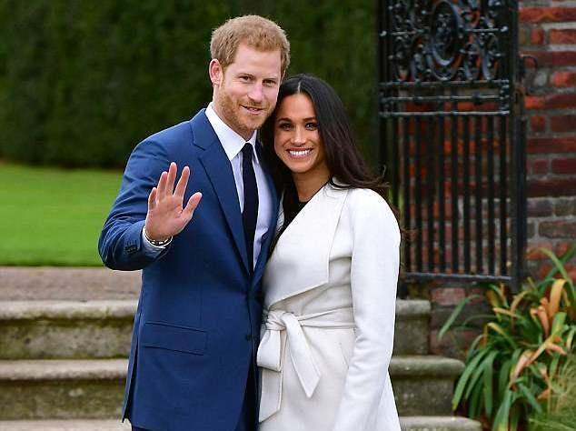 Prince Harry and Megan Markle to divert wedding gift donation to help children living with HIV - poză 1