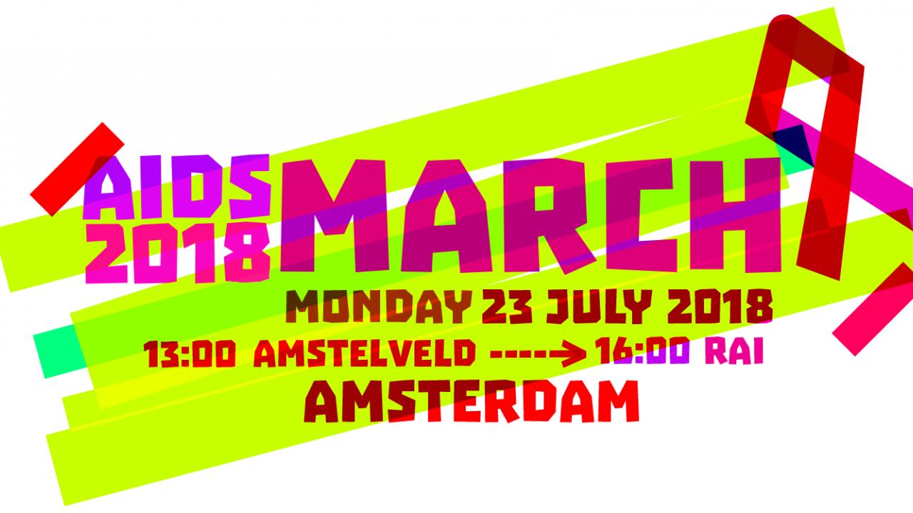 На пути к миру, свободному от ВИЧ: активисты пройдут маршем от Брюсселя до Амстердама