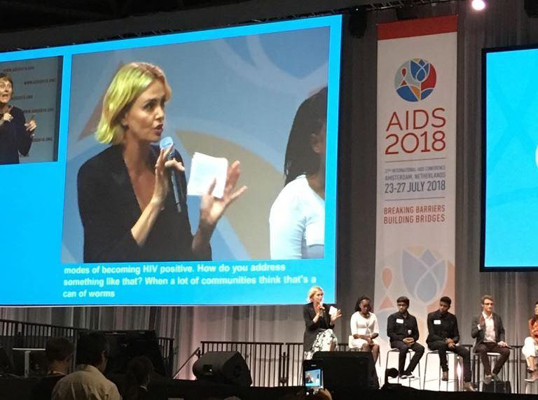 AIDS-2018 hosted the first session devoted to the problems of adolescents living with HIV