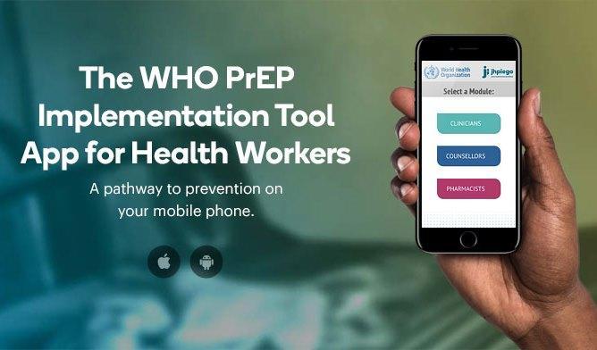 В США создано новое мобильное приложение для доконтактной профилактики ВИЧ